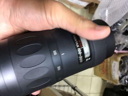 鏡頭 Pentax 100 300mm FA af pk 含保護鏡 前蓋 無後蓋