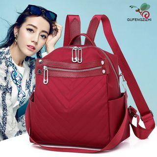 Oxford Cloth Backpack 3 Colors