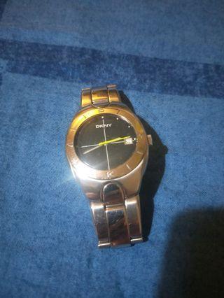DKNY 大直徑 手錶