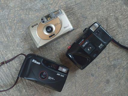 Dijual kamera analog borongan