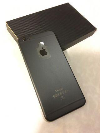 iPhone 6 Plus改裝iPhone 7 Plus外殼,維修背蓋,需要專業人士安裝