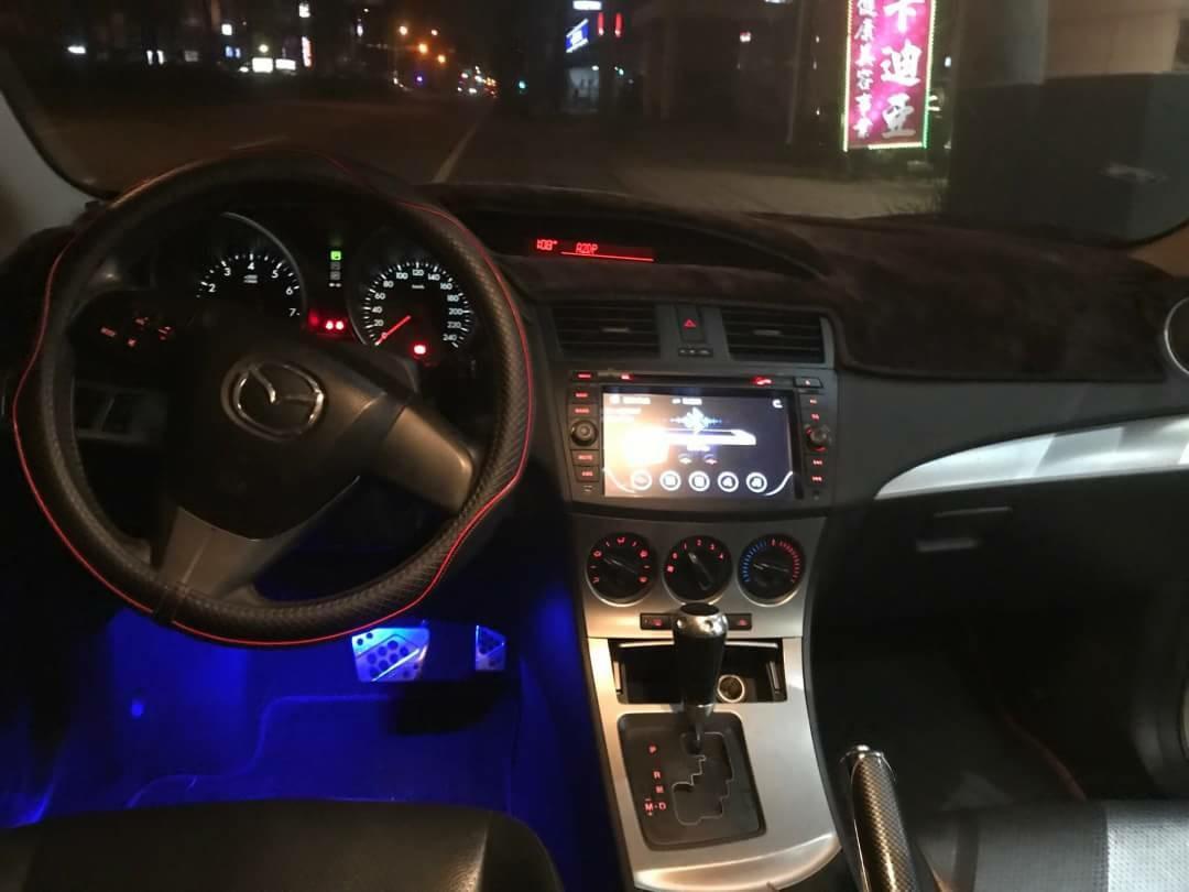 2012 1.6 有天窗 2.0大包 雙出排氣管 大螢幕 魚眼大燈 售34萬