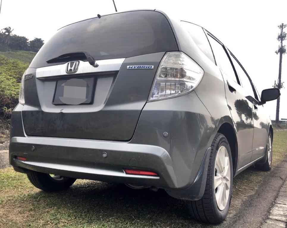 2013 Honda JAZZ 1.3 (HYBRID) (A) B/L LOAN KEDAI DP 5K