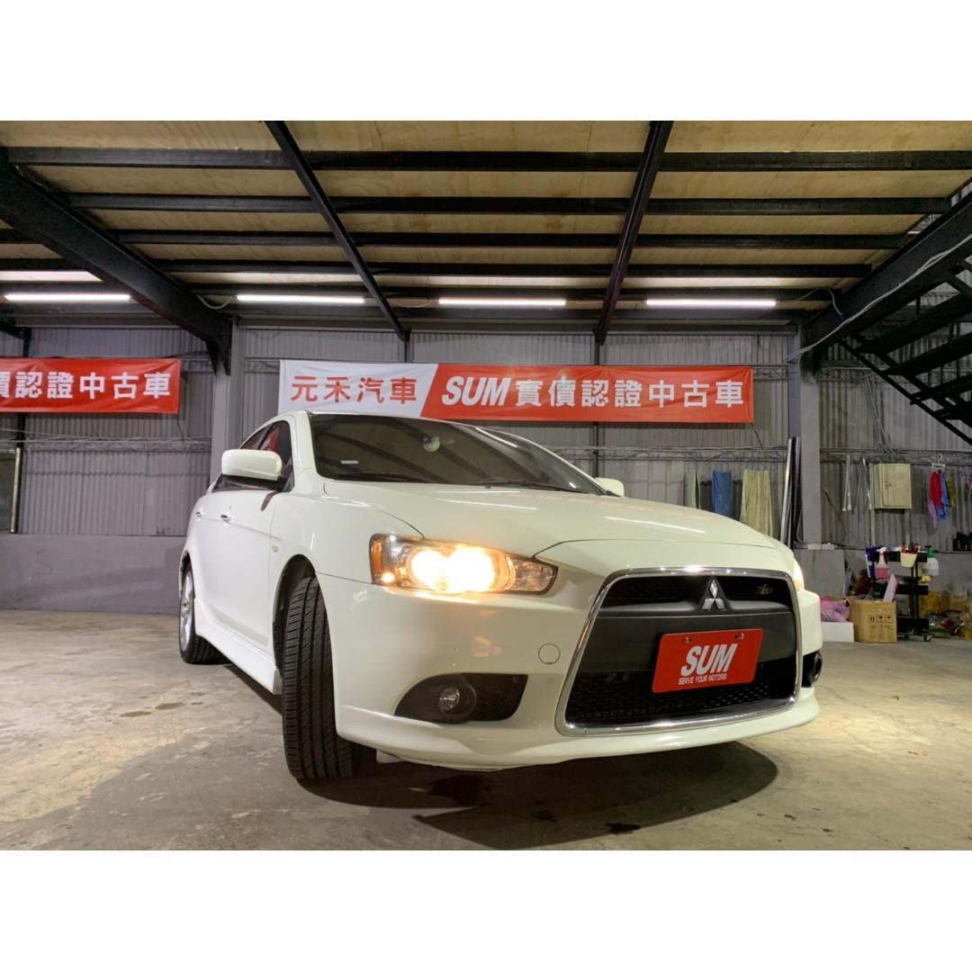 2013 Mitsubishi Lancer Fortis 2.0IO