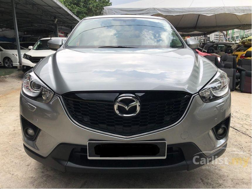 2015 Mazda CX-5 2.0 High Spec (A) One Owner Full Mazda Service Record Leather DVD Reverse camera   http://wasap.my/601110315793/Cx52015