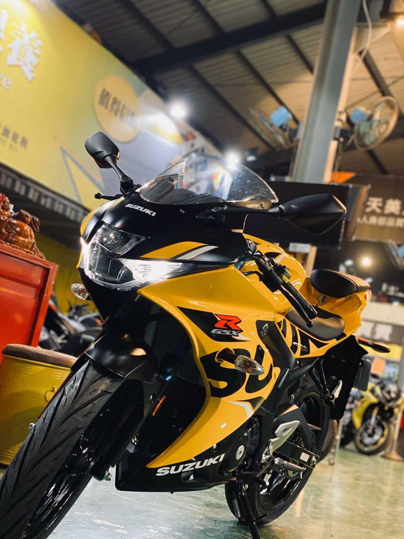 2019 (全新車)SUZUKI GSXR150 ABS 新車 🏍️      圓夢購車   💯🎁十月購車優惠活動~