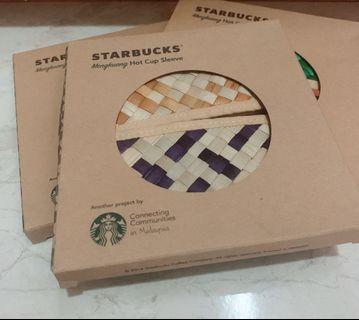 Starbucks Hot Cup Sleeve - Malaysia Community Project Edition