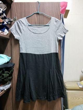 (降價)長版造型傘擺狀上衣#五折清衣櫃