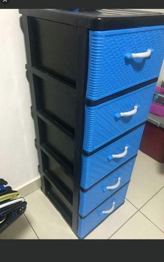 Plastic Drawer good condtion Rm 70