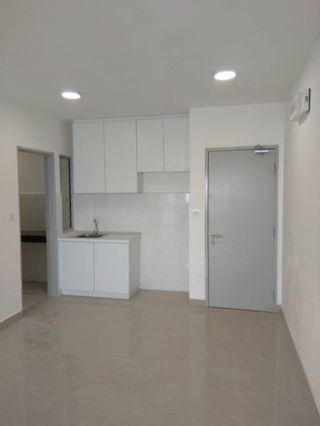 Sentrovue Service Apartment, Taman Alam Jaya, Puncak Alam, Part Furnished