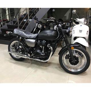 【Street版】W800 ABS(新款)訂購洽阿駿LINE:s204159