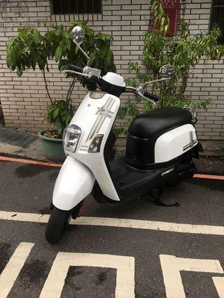CUXI 100cc 2008年