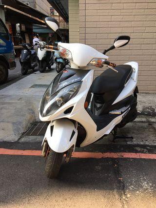 雷霆 150cc 2009年