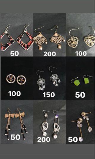 Accessorize 耳環
