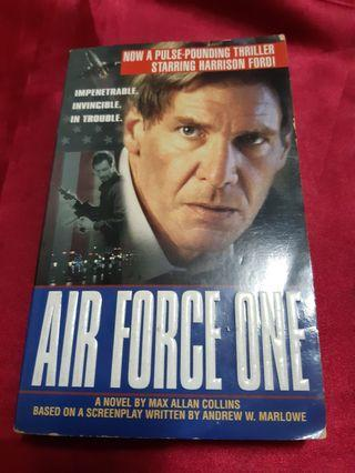 Air Force One by Max Allan Collins