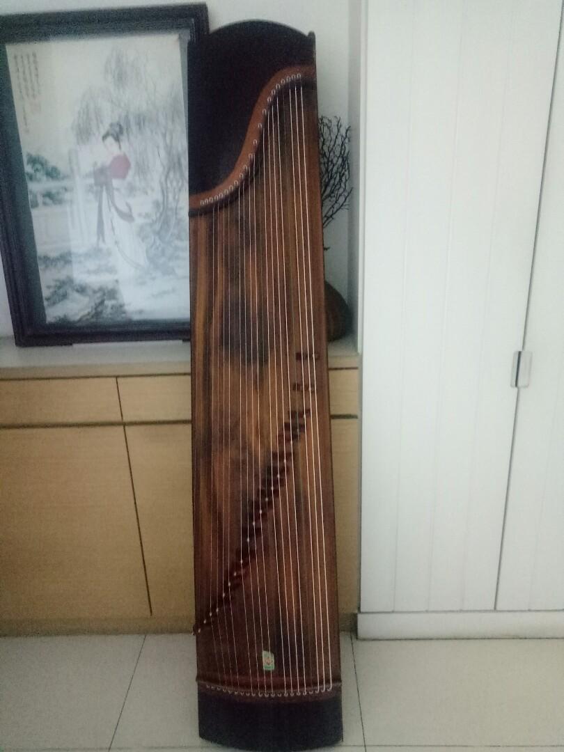標準演奏古箏21弦