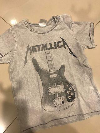 H&M Metallica T-Shirt