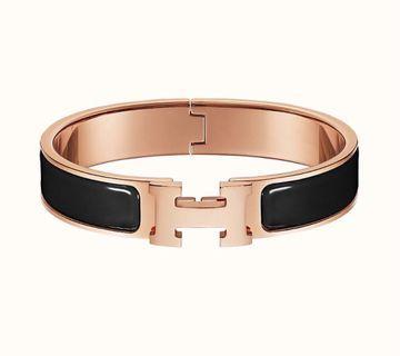 預購12/2到貨 歐洲代購 Hermès 愛馬仕 H手鐲 珐瑯手鐲 手環