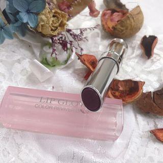 Dior Lip Glow 癮誘粉漾潤唇膏 [全新]色號 006 Berry 莓果