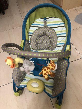Mother's Love 嬰兒震動搖椅