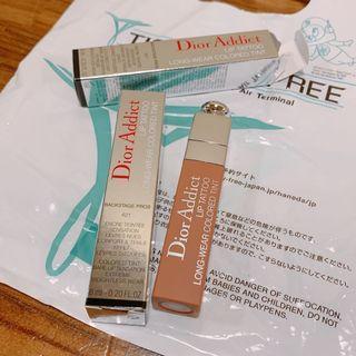 【全新日本帶回】Dior Lip Tatto 癮誘超模染唇露 #421 奶茶裸粉(日本獨賣色)