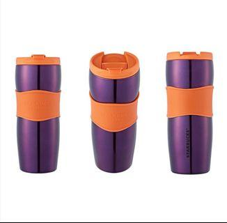 🆕 Starbucks Limited Edition Purple Lucy SS Tumbler