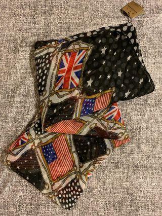 kinloch anderson圍巾