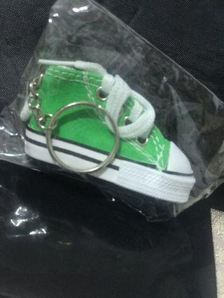 帆布鞋鑰匙圈