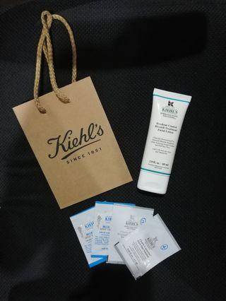 (INC POS) AUTHENTIC Kiehls Lotion + Free Gifts #Letgo50