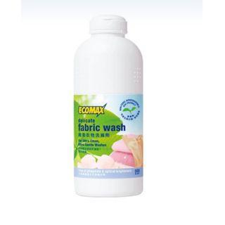 ECOMAX纖柔衣物洗滌劑