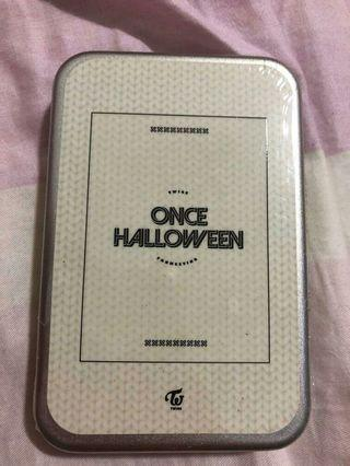 [🆓Pos] Twice Halloween photocard set