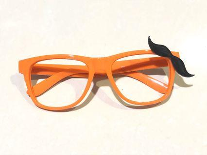 Frame Kacamata Orange