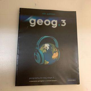 oxford geography 3 - 4th edition