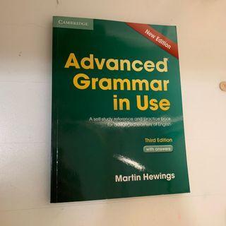 cambridge Advanced grammar in use