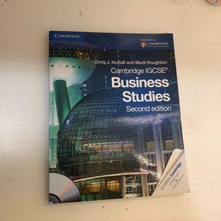 cambridge business studies - second edition