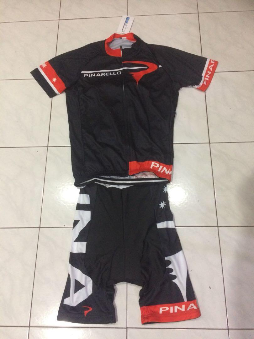9D Gel Cycling Jersey Set for Road Bike/MTB/Bicycle