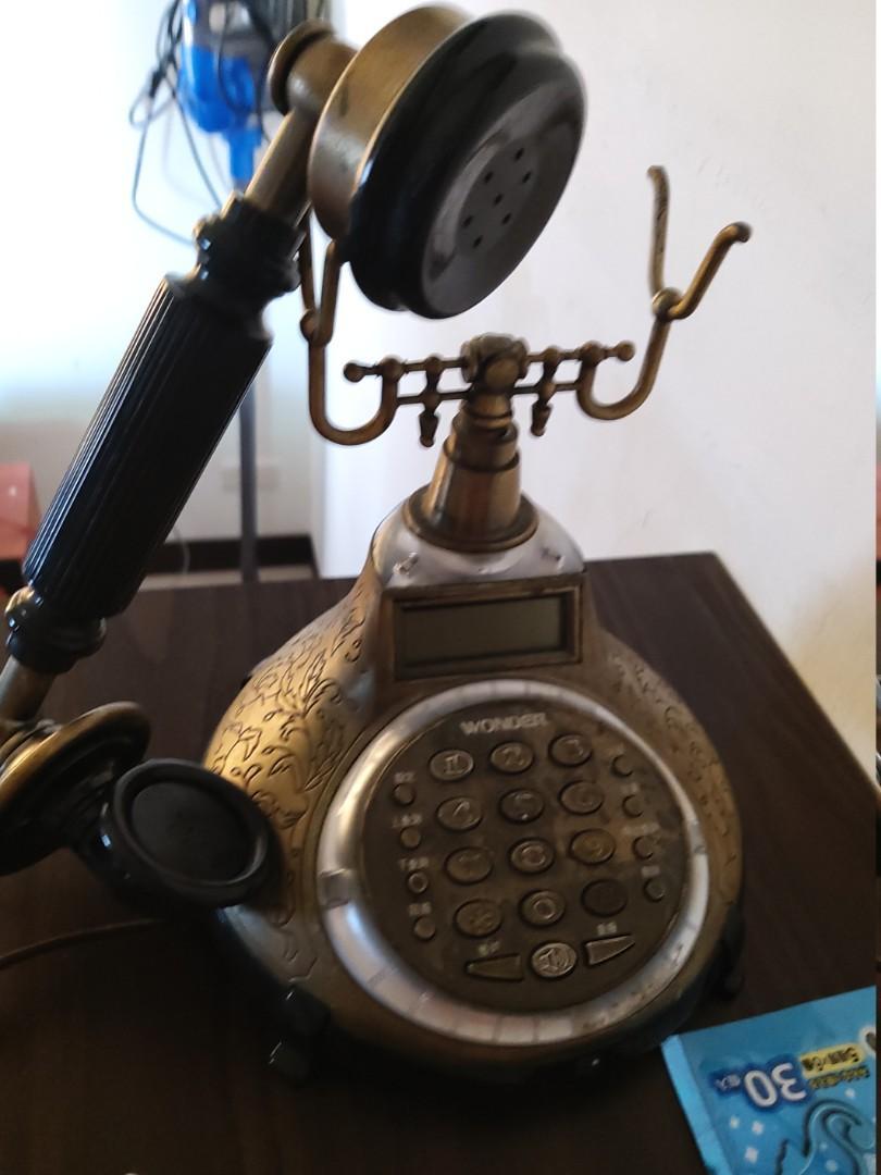 毆風古董电話可以使用