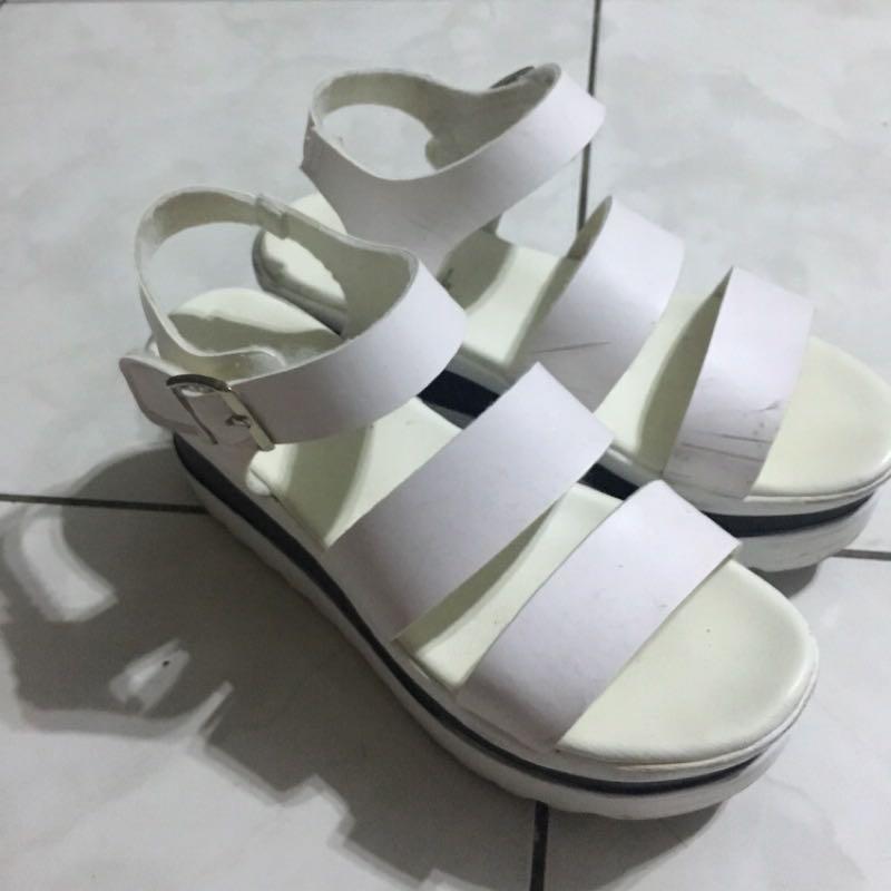 厚底羅馬鞋