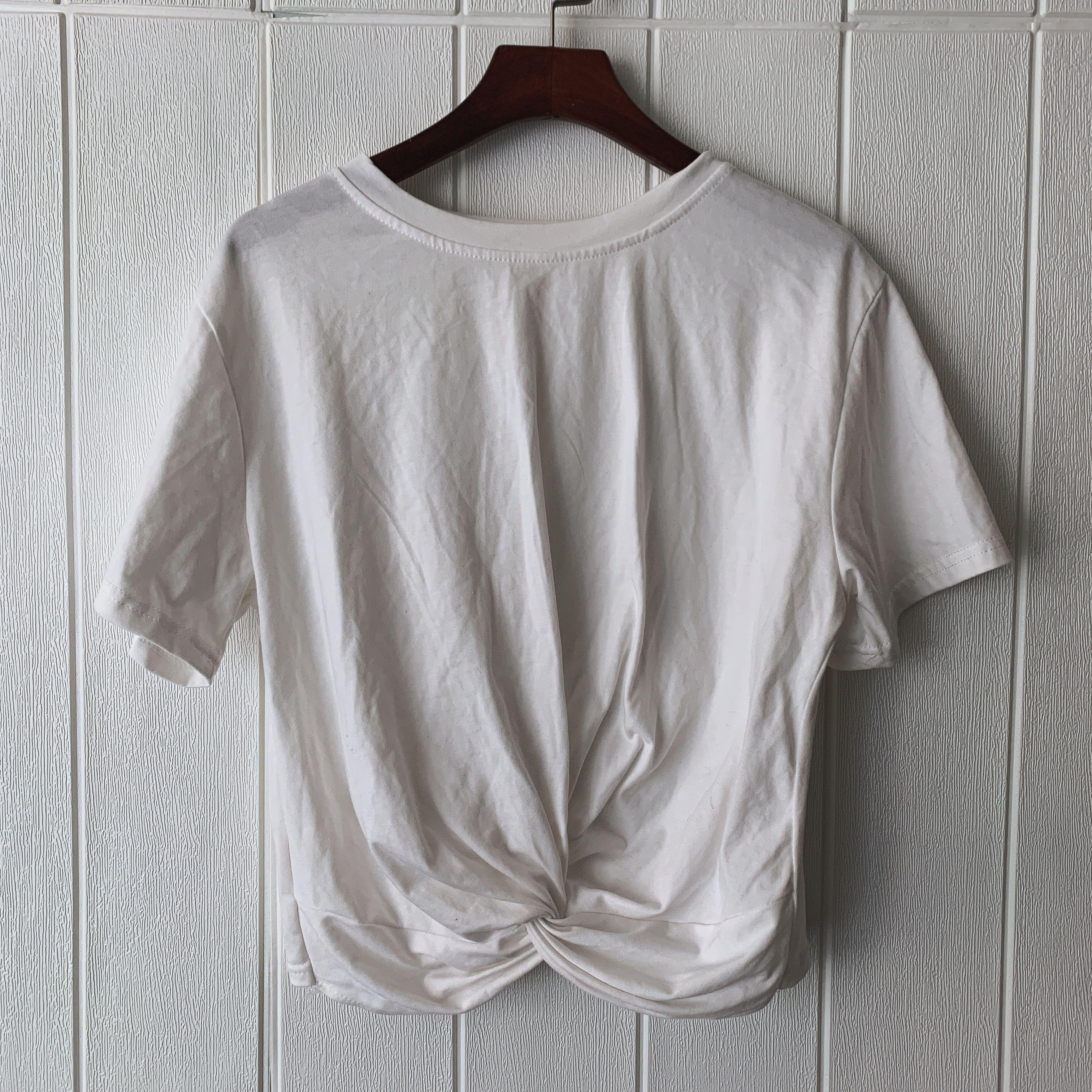 新 白色女裝上衣