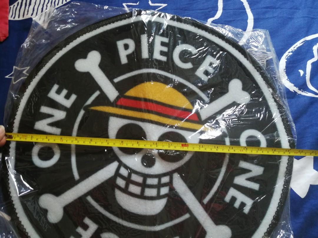 海賊王 圓形 小地墊