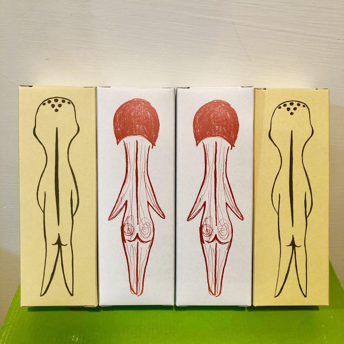加藤泉 IZUMI KATO 日本當代藝術 原美術館 限定 整組出售 下一個 KAWS