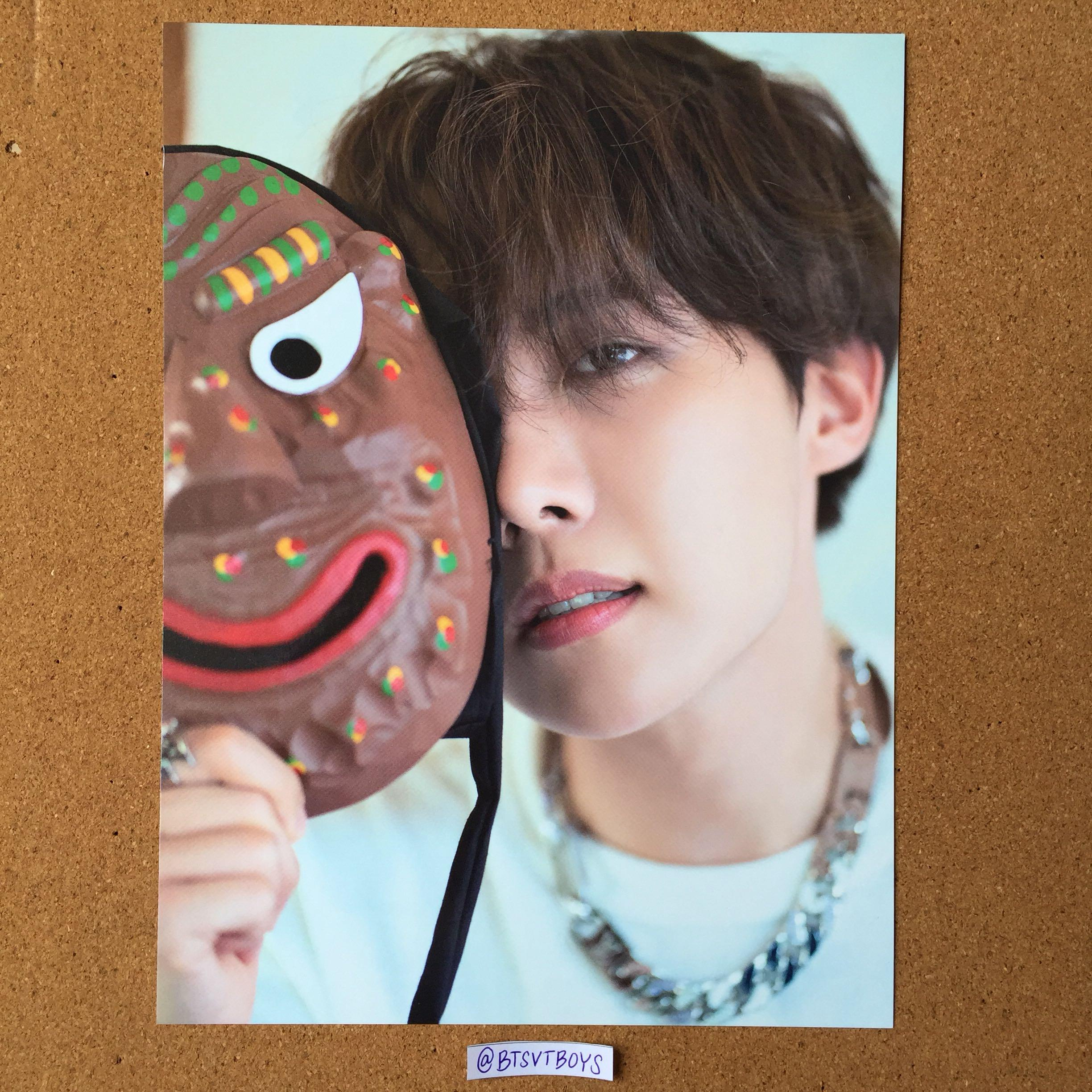 [ WTS ] BTS Summer Package 2019 Official Mini Poster
