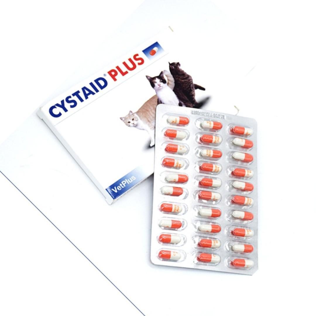 VetPlus Cystaid Plus cat 利尿通 30粒