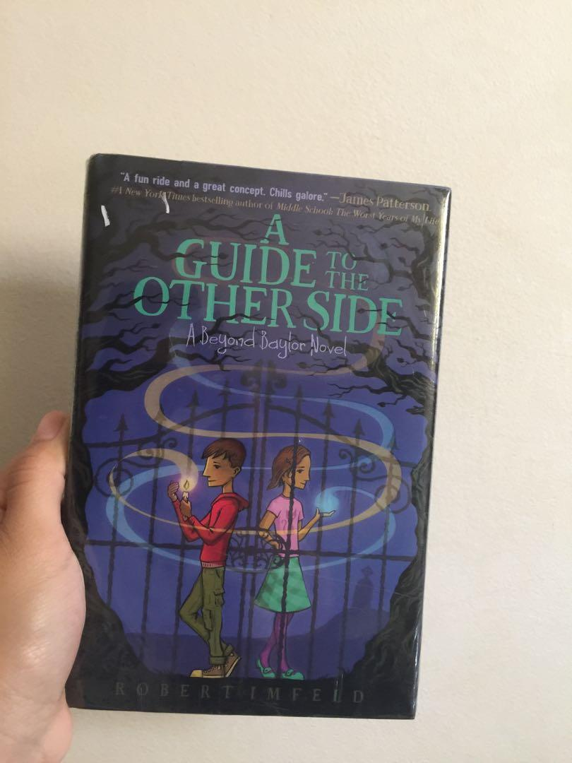 A GUIDE TO THE OTHER SIDE NOVEL