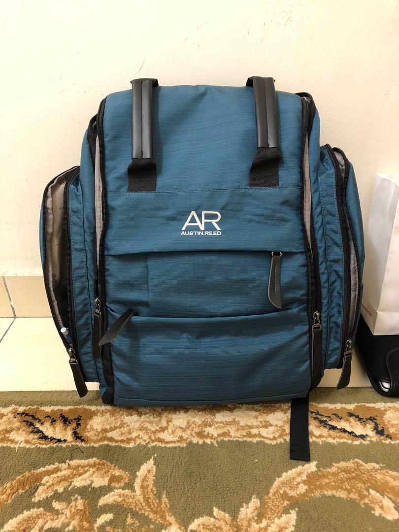 Austin Reed Back Pack Laptop Men S Fashion Bags Wallets Backpacks On Carousell