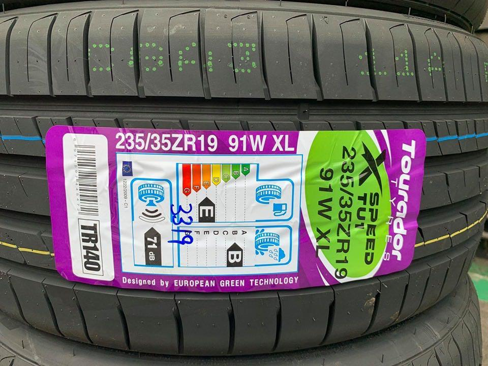 Brand new Tourandor china tyres