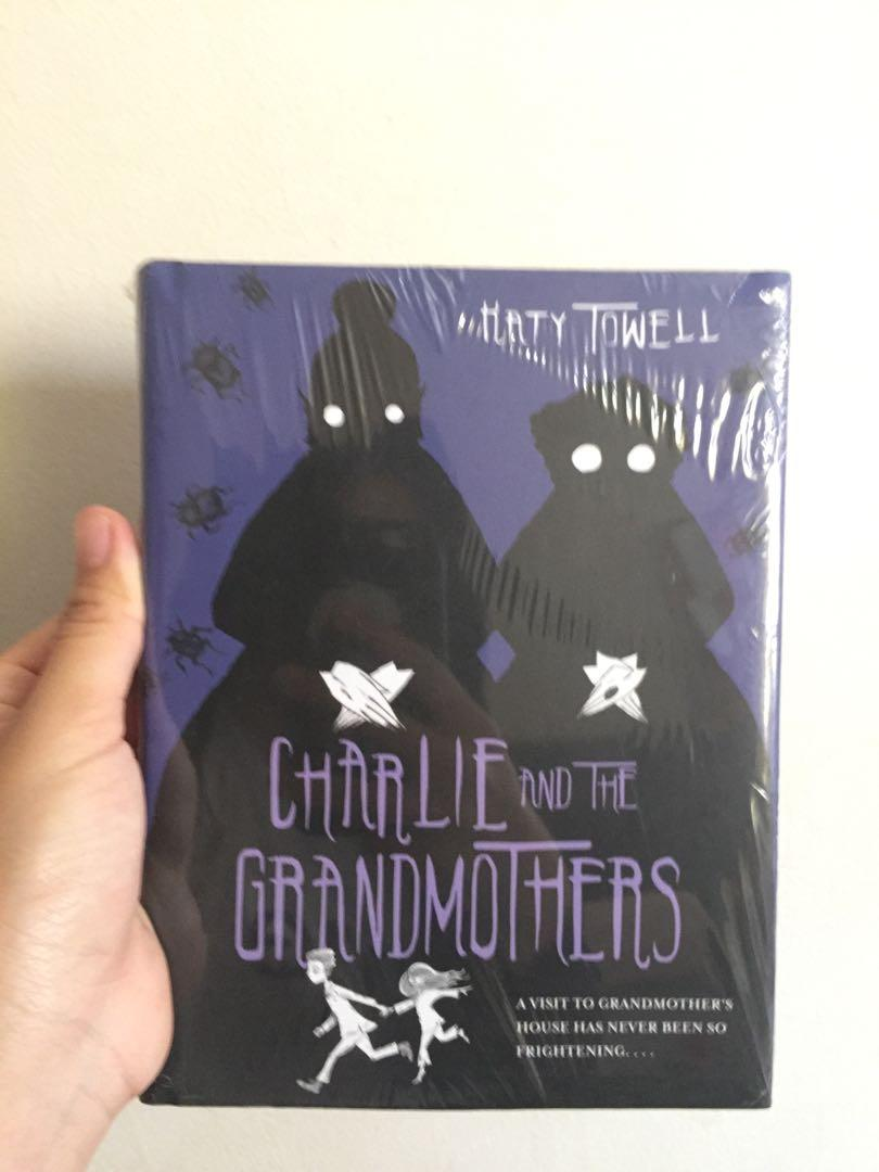CHARLIE AND THE GRANDMOTHER NOVEL