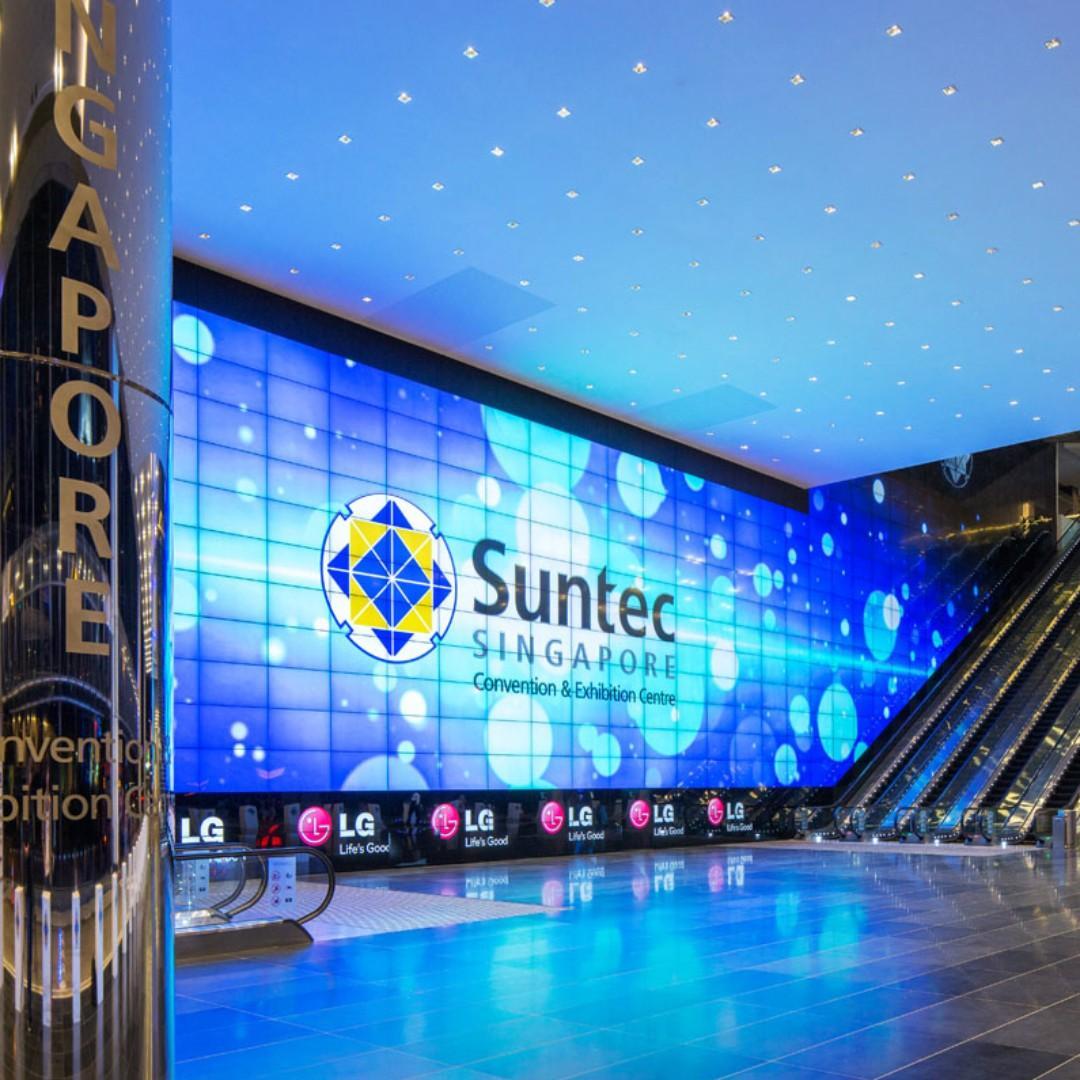 Conference Crew x 150 @ Suntec (18 - 25 Oct)