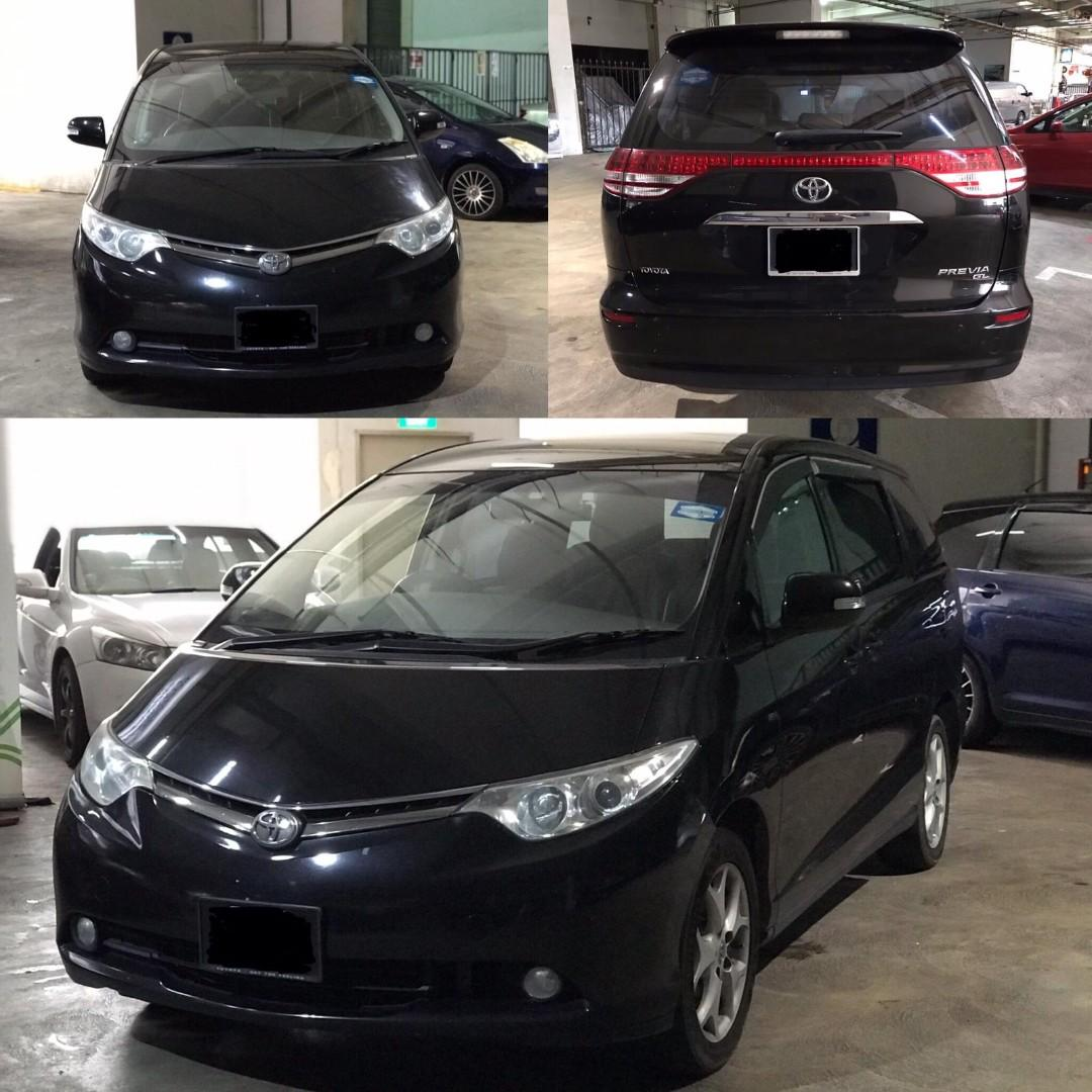 Daily / Weekly / Monthly / PHV ready vehicles for rental