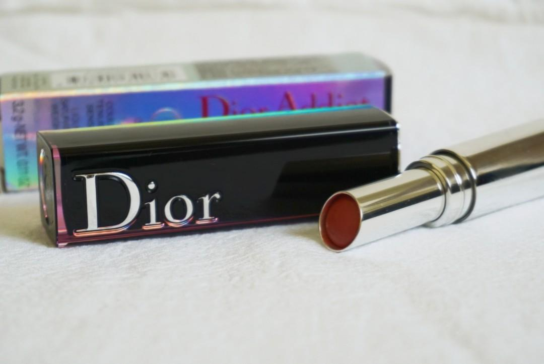Dior 漆光唇釉524